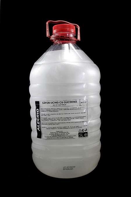 Sapun lichid cu glicerina