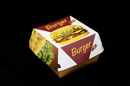 Cutie Carton Hamburger