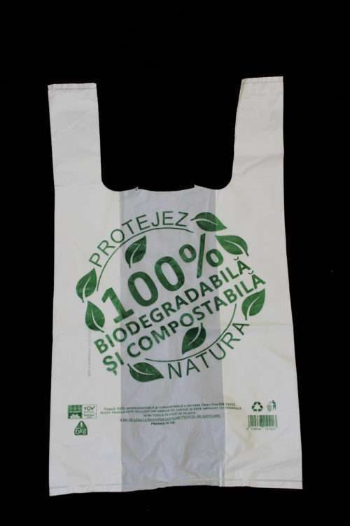 Punga biodegradabila 6kg