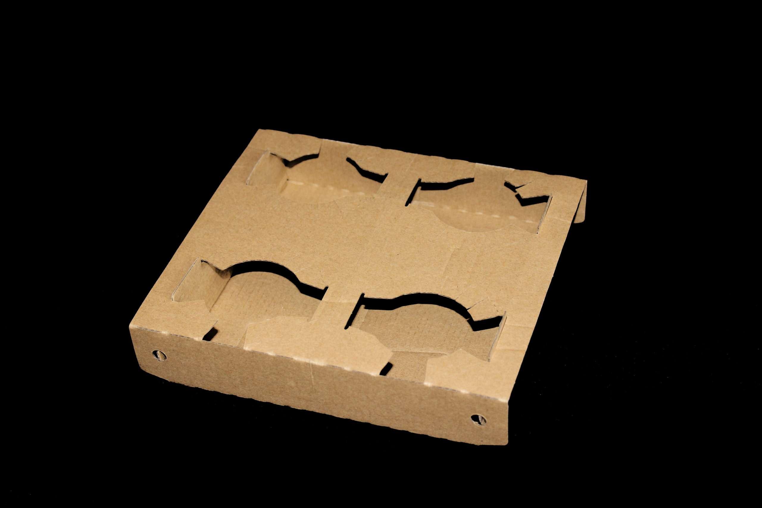 Suport pahar carton